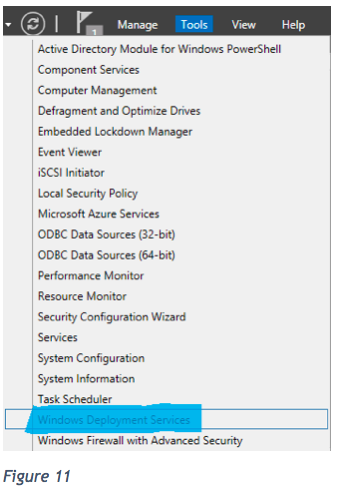 Windows deployment services | Hottfixes